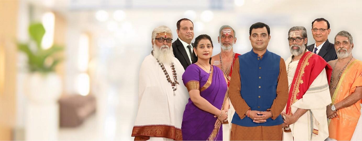 Krishna Coming Team